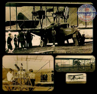 Alexander Bell and Glenn Curtiss Photographic Collection