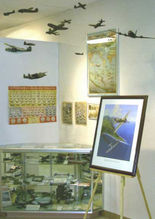 Training and Recognition Exhibit